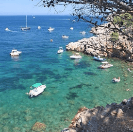 Diving and snorkeling in Denia