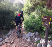 Mountain Biking in Denia
