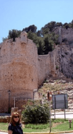 castle gate denia