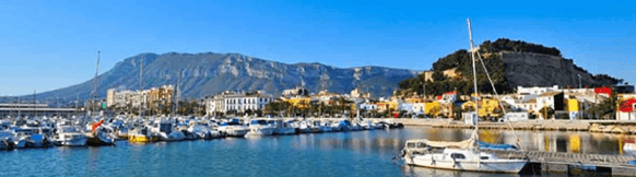 Sports and recreation in Denia