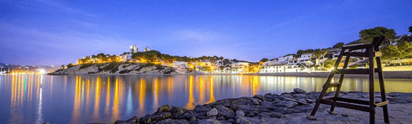 holiday homes in Moraira