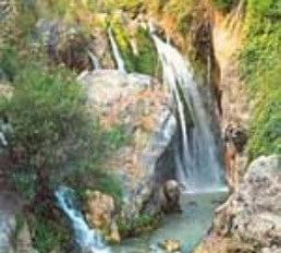 Watervallen Costa Blanca
