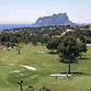 Golf course in Moraira