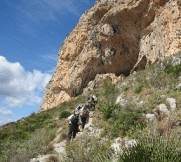hiking in Denia