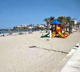Jávea Strand El Arenal
