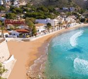 Playa El Portet Moraira